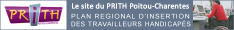 Le site PRITH Poitou-Charentes