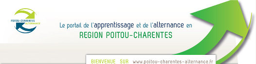 La bourse alternance Poitou-Charentes est disponible sur le portail de l'apprentissage et de l'alternance en région Poitou-Charentes