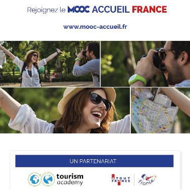 Un MOOC professionnel pour l'accueil des touristes internationaux