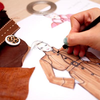 Enjeux et projets emploi-formation de la filière Mode et luxe