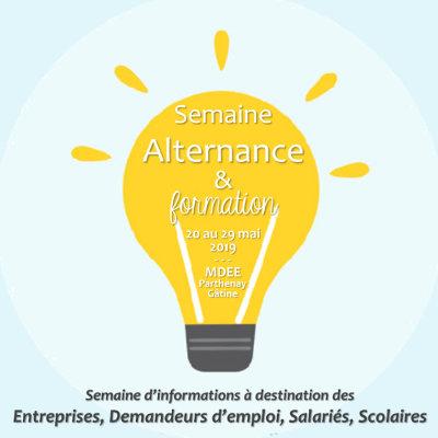Semaine Alternance & Formation à Parthenay