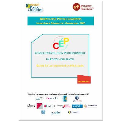 L'offre de services des opérateurs du CEP en Poitou-Charentes
