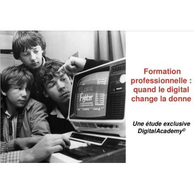 Formation : quand le digital change la donne