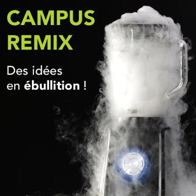 Campus Remix à l'Université de la Rochelle: réflexion sur les espaces d'apprentissage