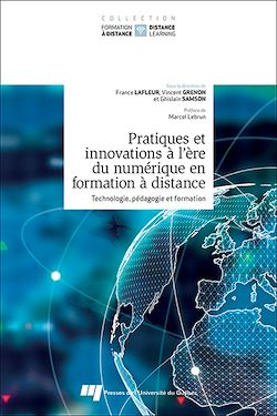 """C@plibris : ebook """"Pratiques et innovations à l'ère du numérique en formation à distance"""""""