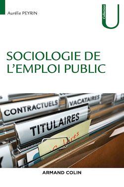 "C@plibris : ebook ""Sociologie de l'emploi public"""