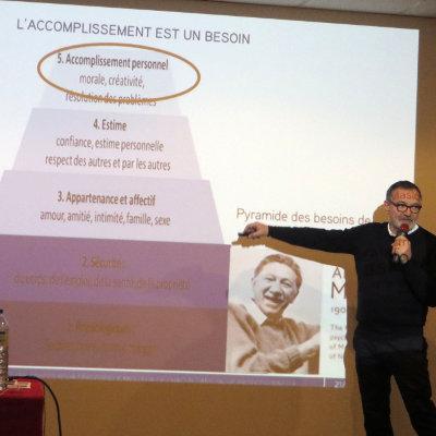 SAFRAN : Accompagner vers la réussite : des leviers pour créer une dynamique de l'accomplissement professionnel