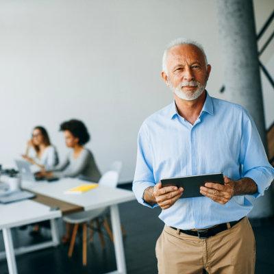 Le taux d'activité des 55-64 ans a augmenté en 2018