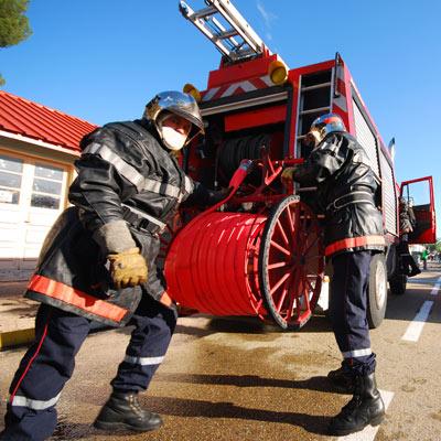 Spécialités et référentiels pour les formations de sapeurs-pompiers