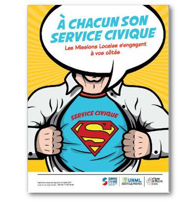 Service civique : un guide est paru