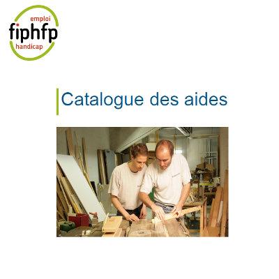 Mise à jour du catalogue des aides du FIPHFP