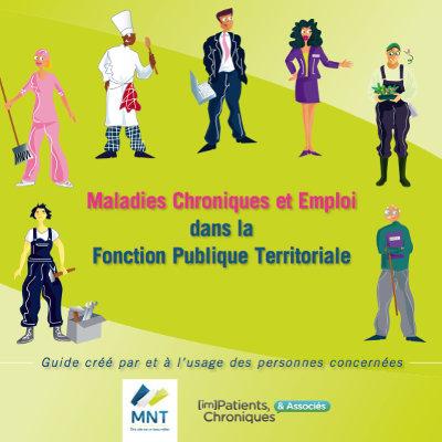 Fonction publique territoriale : un guide « maladies chroniques et emploi »