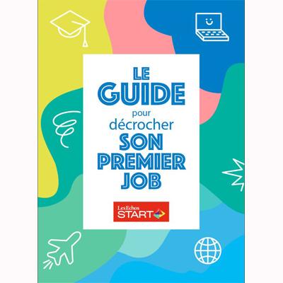Un guide pour décrocher un premier job