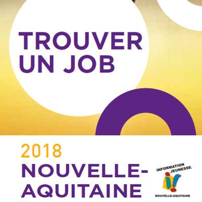 Nouvelle édition du guide « Trouver un job » - Nouvelle-Aquitaine