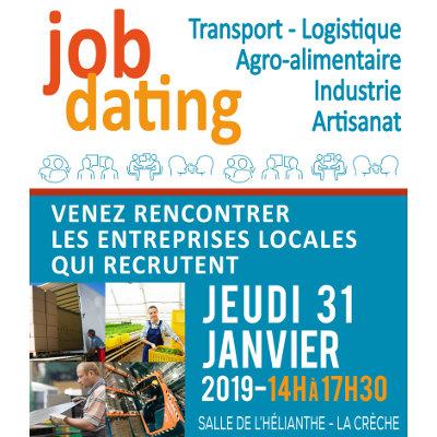 2ème édition du job dating du Haut Val de Sèvre