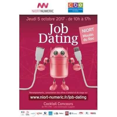 Niort Numéric : Job dating le 5 octobre