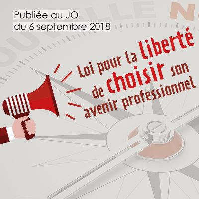 Loi Avenir professionnel – Nouvelles dates de présentation volet formation
