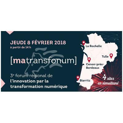 Innovation par la transformation numérique : 3e forum régional le 8 février