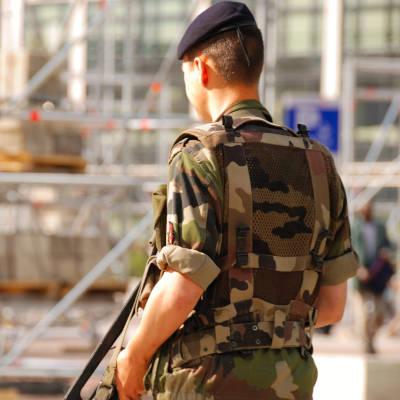 Formation à vocation de recrutement dans les filières en tension dans l'armée de terre
