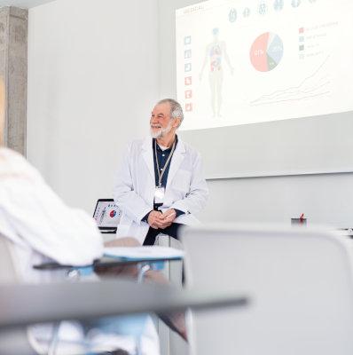 Objectifs nationaux pluriannuels de professionnels de santé à former pour 2021-2025