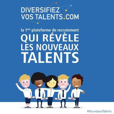 Mozaik RH lance la plateforme de recrutement « DiversifiezVosTalents.com »