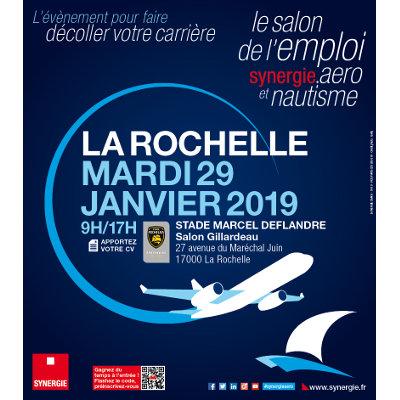 Salon de l'emploi aéro/nautisme à La Rochelle