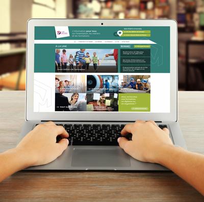 Cap-metiers.fr, le portail d'informations pour tous