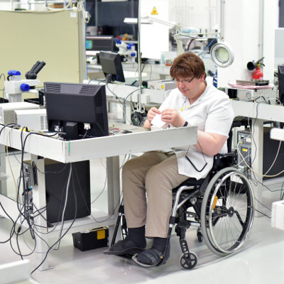 Entreprises adaptées : proportions de salariés handicapés à employer pour obtenir l'agrément