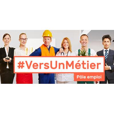 Difficultés de recrutement : Pôle emploi lance « #VersUnMétier »