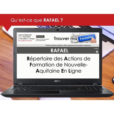 Vidéo de présentation sur Rafael