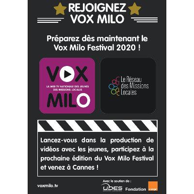 3e édition du VOX MILO Festival