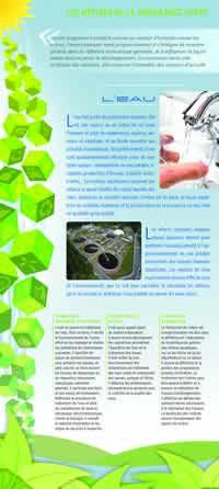 Expo :  Les métiers de la croissance verte
