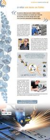 Expo : Les métiers du travail des métaux