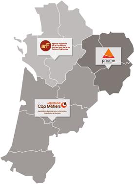 Les programmes de professionnalisation en Nouvelle-Aquitaine