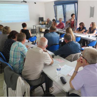 Echanges et précisions sur les blocs de compétences à Poitiers