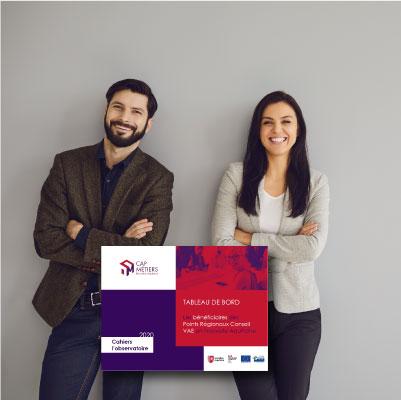Les bénéficiaires des Points Régionaux Conseil VAE (PRC) en Nouvelle-Aquitaine