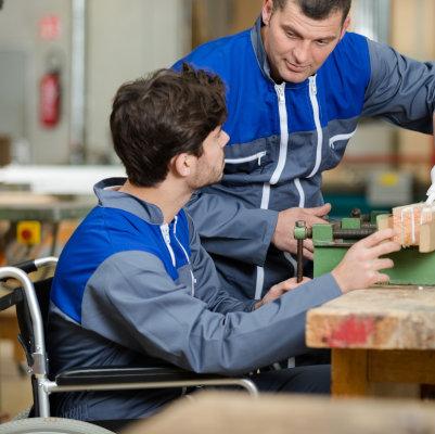 Financement de la formation des apprentis en situation de handicap
