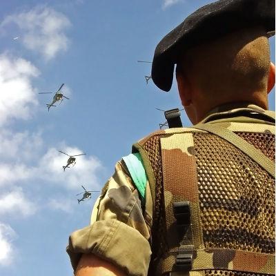 Promotion de la réserve militaire opérationnelle