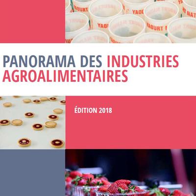 Panorama de l'industrie agroalimentaire en France