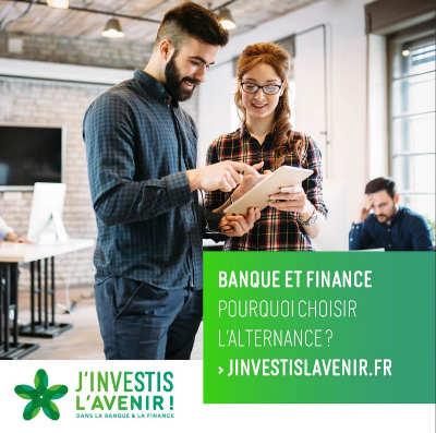 Découvrir les métiers de la banque et de la finance avec J'investis l'avenir