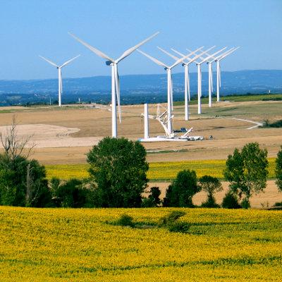 Maintenance d'éoliennes : création d'un titre professionnel de technicien supérieur