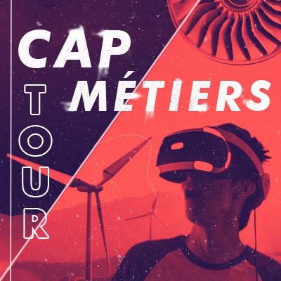 """Cap Métiers Tour en """"direct live"""" à La Rochelle"""