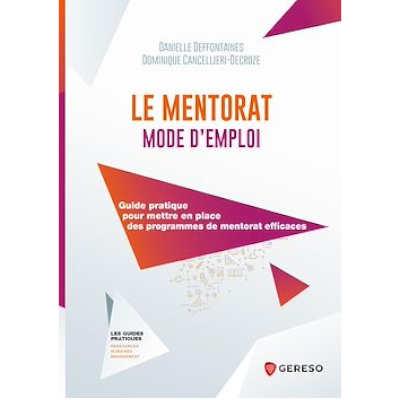 """Conseil lecture : lisez l'ebook """"Le mentorat mode d'emploi"""" de notre bibliothèque numérique"""