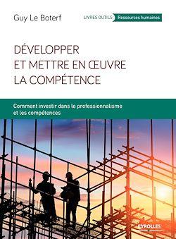 """C@plibris : ebook """"Développer et mettre en oeuvre la compétence"""""""