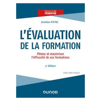 """Conseil lecture : lisez l'ebook 'L'évaluation de la formation"""" sur C@pLibris"""