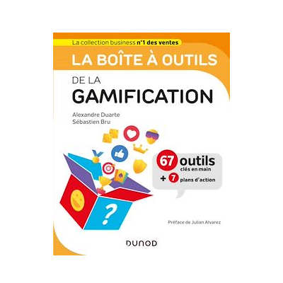 """Conseil lecture : lisez l'ebook """"La boite à outils de la gamification"""""""