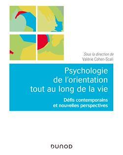 """Conseil lecture : lisez l'ebook """"Psychologie de l'orientation tout au long de la vie"""" sur C@plibris"""