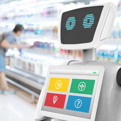 L'impact du déploiement de l'IA dans le commerce