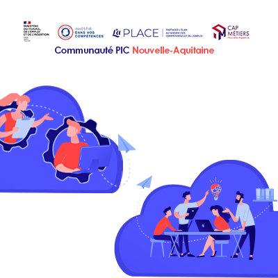 Devenir membre de la communauté PIC Nouvelle-Aquitaine