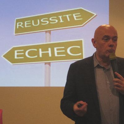 SAFRAN : Cultiver la chance et l'optimisme - la conférence de Philippe Gabilliet